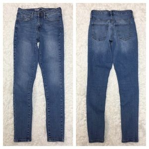 Mossimo High Rise Skinny Jeans  7S